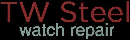 TW Steel Watch Repair